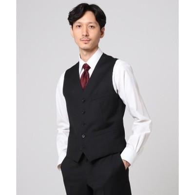 ベスト スーツ 【Sサイズ〜】サージ ベスト