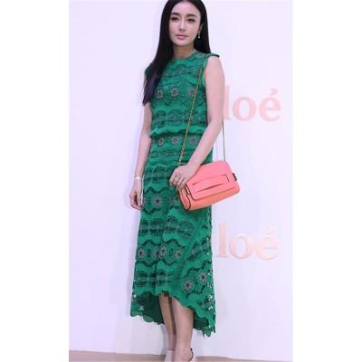 信じられない驚きの大特価 韓国ファッション 優しい レディース スリム レース 気高い 袖なし ファッション ワンビース レトロ 初恋スカート 気質 小さい新鮮な エレガント