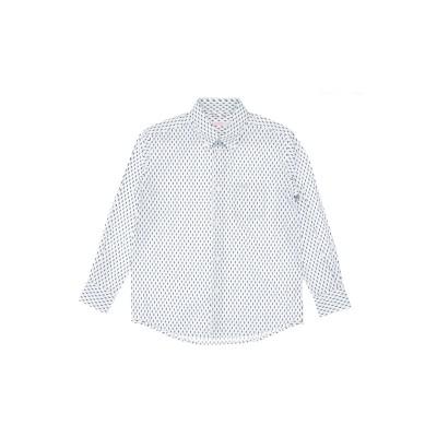 サンシックスティエイト SUN 68 シャツ ホワイト 6 コットン 100% シャツ