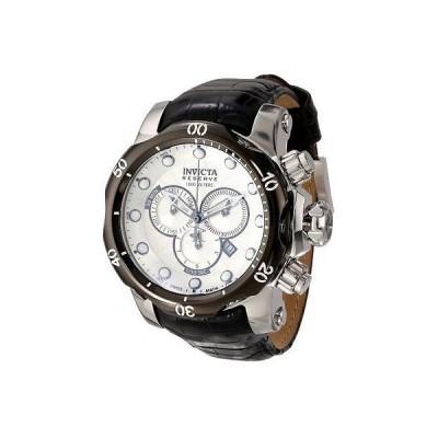 海外セレクション 腕時計 Invicta 13888 メンズ Venom アナログ ディスプレイ スイス クォーツ ブラック 腕時計