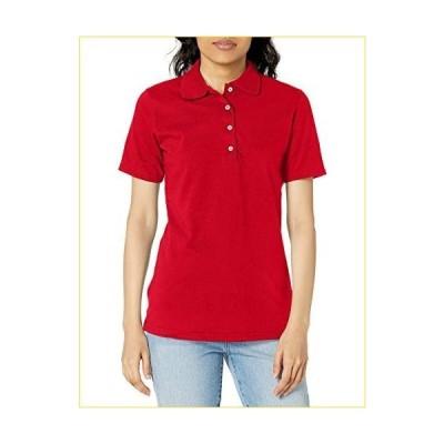 (ヘインズ) Hanes レディース X-Temp パフォーマンスポロシャツ US サイズ: XX-Large カラー: レッド
