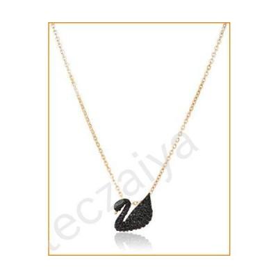 Swarovski Iconic Swan Pendant 5204133 Length: 14 7/8 Inches並行輸入品