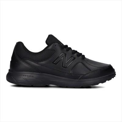 [NEW BALANCE]ニューバランス ウォーキングシューズ TOWN WALKING (MW363BK74E) ブラック[取寄商品]