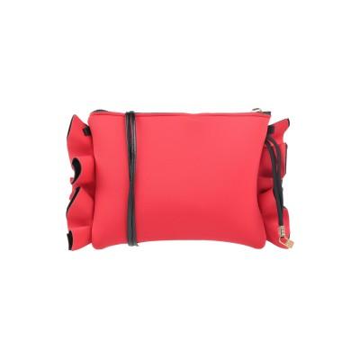 SAVE MY BAG ハンドバッグ レッド ポリエーテル 50% / ナイロン 40% / ポリウレタン 10% ハンドバッグ