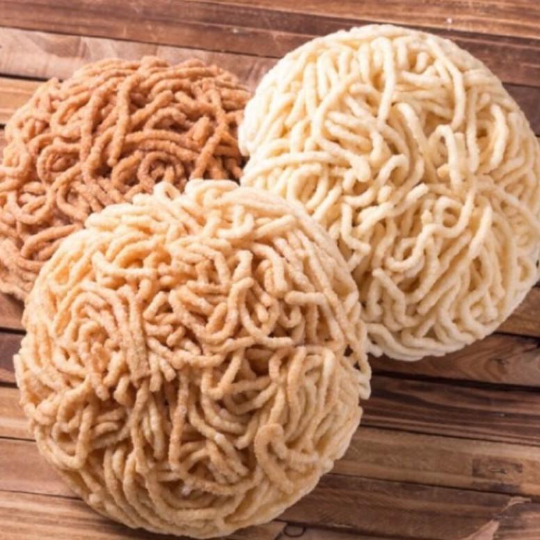 鍋燒意麵/雞絲麵(單粒)(55-65公克)(產地:台灣)(保存期限6個月)(鍋燒類單粒包裝)(蛋奶素)