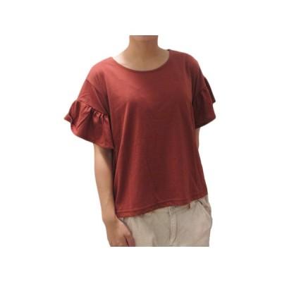 サニーデイジー Sunny Daisy レディース 無地 Tシャツ カジュアル 半袖 シャツ