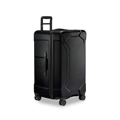 【並行輸入品】Briggs & Riley Torq Hardside Luggage, Stealth, Medium-Checked 28-Inch