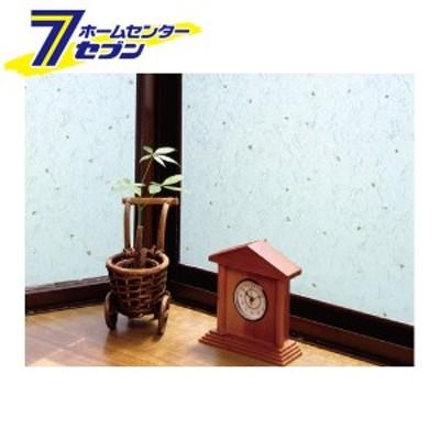 窓飾りシートGH-9206(ガラスフィルム) 92x90cm明和グラビア [窓 目隠し UV(紫外線)99%カット]