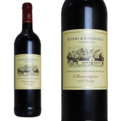 ルパート&ロートシルト クラシック 2016年 750ml (南アフリカ 赤ワイン)