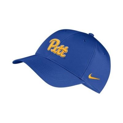 ナイキ メンズ 帽子 アクセサリー Pittsburgh Panthers Dri-Fit Adjustable Cap