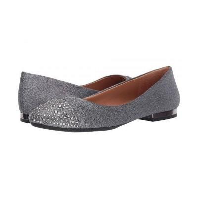 Jessica Simpson ジェシカシンプソン レディース 女性用 シューズ 靴 フラット Genia - Pewter
