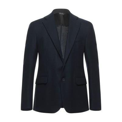 ブライアン デールズ BRIAN DALES テーラードジャケット ダークブルー 50 ウール 93% / ポリエステル 5% / レーヨン 1%