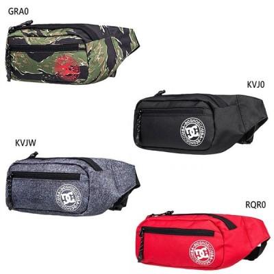 ディーシーシューズ メンズ レディース タスラー TUSSLER ウェストポーチ 1.5L ヒップサック ボディバッグ 鞄 EDYBA03069