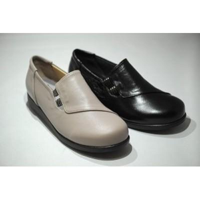 ゴールデンフット レディースシューズ 2404   ウォーキングシューズ 婦人靴