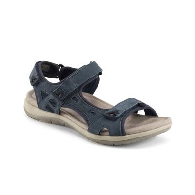 アース サンダル シューズ レディース Women's Skylar Sandal Navy Blue