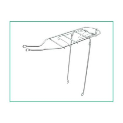 Steel Carrier Chrome. bicycle part, bike part, beach criuser bike carrier,