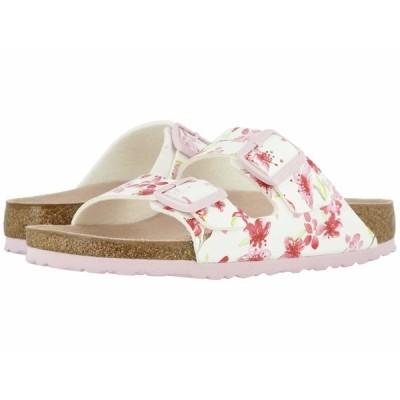 ビルケンシュトック サンダル シューズ レディース Arizona Blossom White Birko-Flor