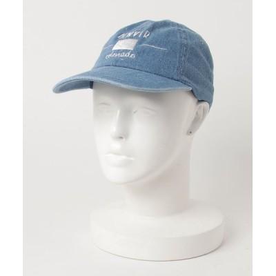 TONE / 【CITY HANTER/シティハンター】DENIM 6PANEL CAP  (UN) WOMEN 帽子 > キャップ