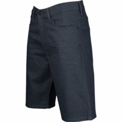 リーバイス ショートパンツ 569 Loose Straight Shorts Green Slate