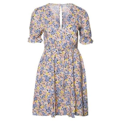 ミスセルフフリッジ ワンピース レディース トップス MAE FLORAL TEA DRESS - Day dress - pink