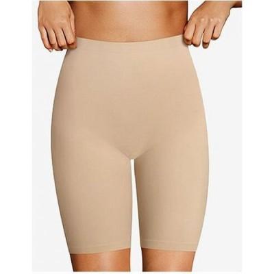 メイデンフォーム Maidenform レディース インナー・下着 Cover Your Bases Firm Control Smoothing Slip Shorts DM0035 Nude