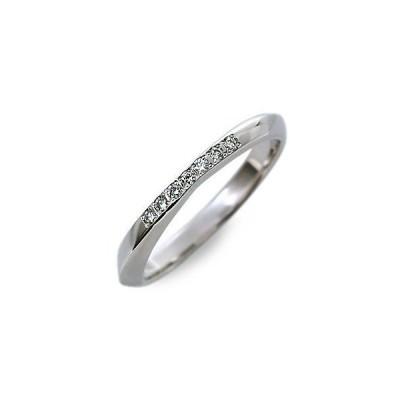 プラチナ マリッジリング 結婚指輪 リング 指輪 ダイヤモンド 名入れ 刻印 彼女 プレゼント ジェイオリジナル 誕生日 送料無料 レディース