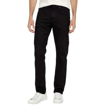 メイドウェル メンズ カジュアルパンツ ボトムス Slim Jeans No-Fade in Black