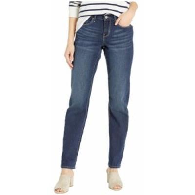 リーバイス Signature by Levi Strauss and Co. Gold Label レディース ジーンズ・デニム ボトムス・パンツ Curvy Straight Jeans Awaken