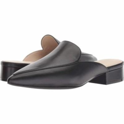 コールハーン Cole Haan レディース ローファー・オックスフォード シューズ・靴 Piper Mule Black Leather