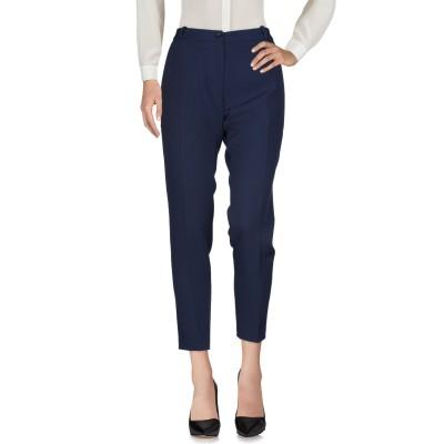 ANNARITA N TWENTY 4H パンツ ブルー 38 ポリエステル 92% / ポリウレタン 8% パンツ