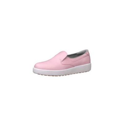 ミドリ安全 ハイグリップ作業靴 H-700N 26cm ピンク SKT4345