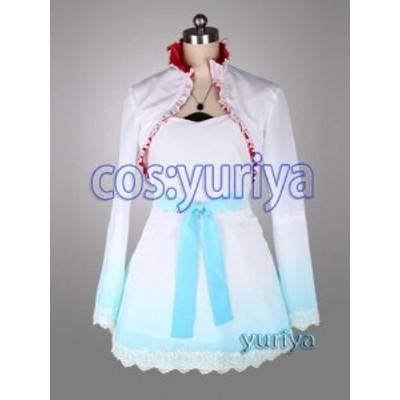 RWBY White Trailer 白雪姫 コスプレ衣装