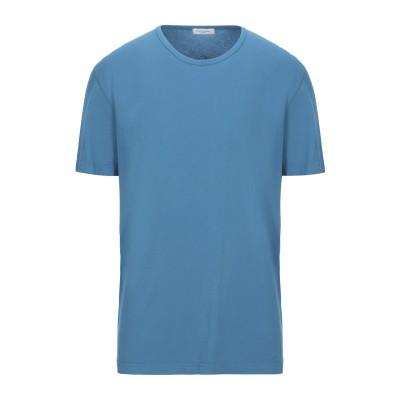パオロ ペコラ PAOLO PECORA T シャツ アジュールブルー S コットン 100% T シャツ