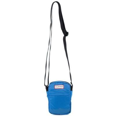 HUNTER ハンター ショルダーバッグ 2020年春夏新作 Original Ripstop Belt Bag UBX1128KBM ユニセックス 斜めがけ ミニバッグ ポーチ ブルー