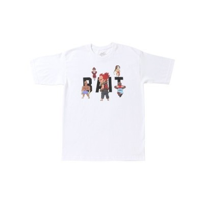 tシャツ Tシャツ 【2003_STF】STREET FIGHTER CHIBI BOS TEE 205-STF-TEE-004