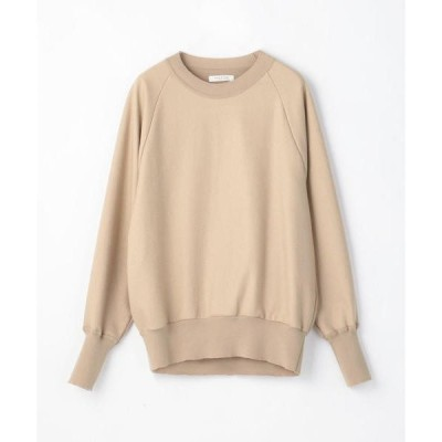 tシャツ Tシャツ ウールジャージーコンビ クルーネックプルオーバー