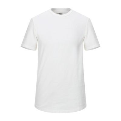 TELA GENOVA T シャツ アイボリー S コットン 100% T シャツ