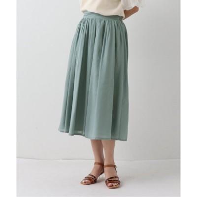 【フレームスレイカズン】カラーフレアスカート
