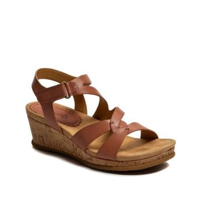 ベアトラップス サンダル シューズ レディース Freesia Wedge Sandals Pink