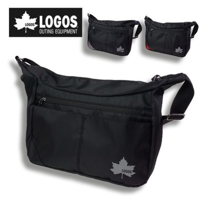 バッグ ショルダーバッグ メンズ メッセンジャーバッグ ショルダー ナイロン 普段使い アウトドア スポーツ シンプル 軽量 ロゴス LOGOS お出掛け