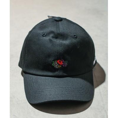 """NO WAY / """"FRUIT OF THE LOOM"""" KIDS LOGO EMB LOW CAP KIDS 帽子 > キャップ"""