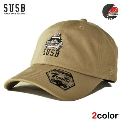 セブンユニオン スケートボーディング 7UNION 7USB ストラップバックキャップ 帽子 メンズ レディース bk lbw