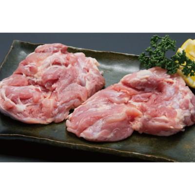 CF004_佐賀県産有明鶏もも 2kg(2㎏×1セット)