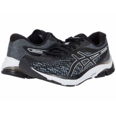 ASICS アシックス メンズ 男性用 シューズ 靴 スニーカー 運動靴 GEL-Pulse(R) 12 Black/White【送料無料】