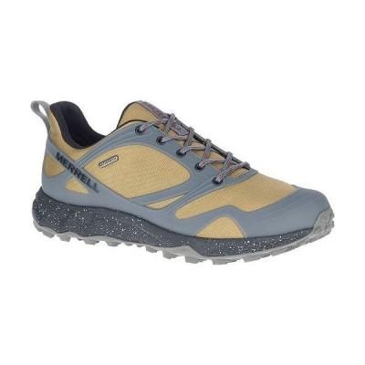 Merrell メレル メンズ 男性用 シューズ 靴 スニーカー 運動靴 Altalight Waterproof - Butternut