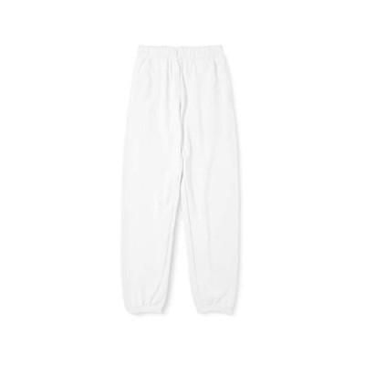 [プリントスター] スウェット 9.7オンス 裏毛 スタンダード スウェットパンツ 00186-NSP メンズ ホワイト XL (日本サ