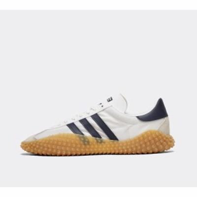 アディダス adidas Originals メンズ スニーカー シューズ・靴 country x kamanda trainer Footwear White/Navy/Gum