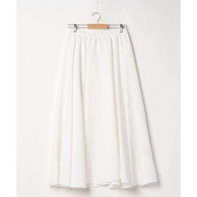 スカート サーキュラスカート