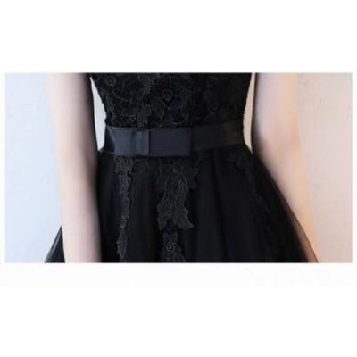 ワンピース ドレス ミニ丈 フィッシュテール 半袖 レース エレガント 大きいサイズ お呼ばれ 二次会 デート 結婚式 パーティドレス d201