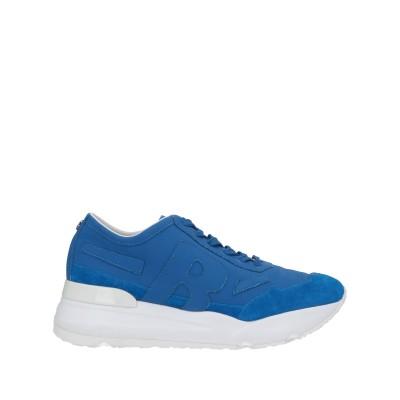 ルコライン RUCOLINE スニーカー&テニスシューズ(ローカット) ブライトブルー 41 革 スニーカー&テニスシューズ(ローカット)